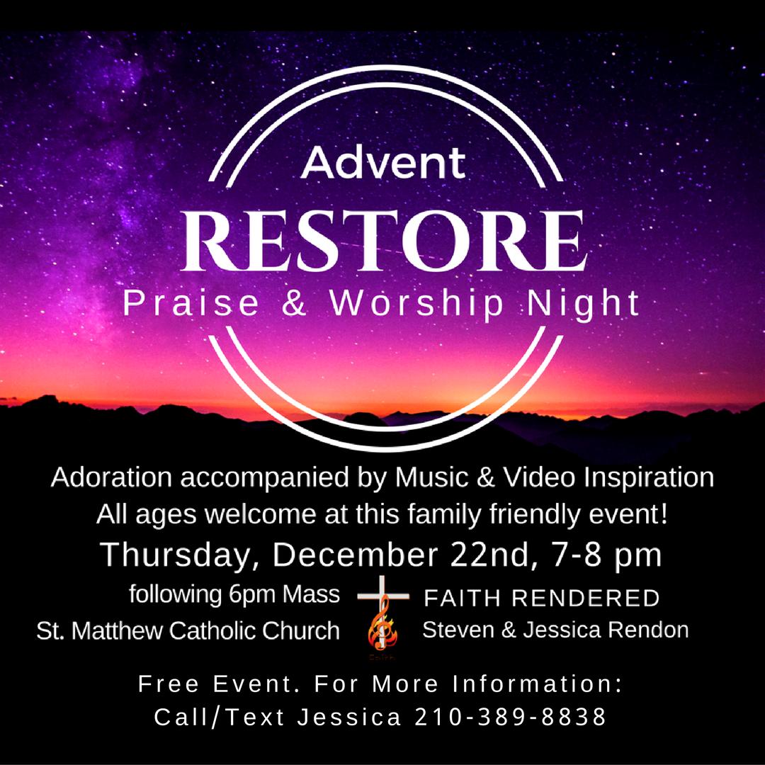 faith-rendered-restore-advent-praise-worship